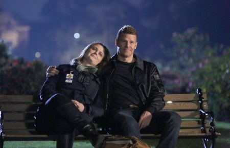 Bones Series Finale - Emily Deschanel and David Boreanaz