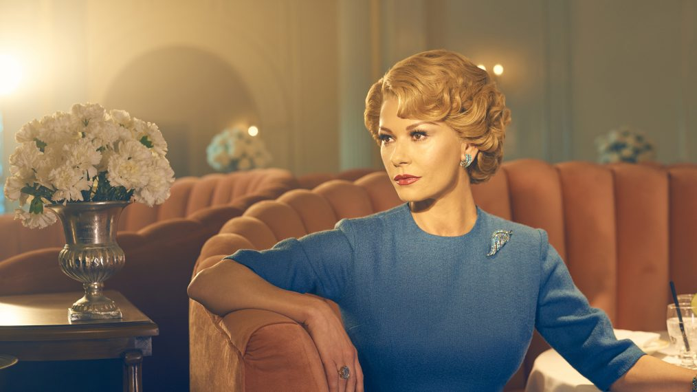 Catherine Zeta-Jones Talks Playing Hollywood Legend Olivia de Havilland in 'Feud: Bette and Joan'