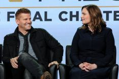'Bones': David Boreanaz and Emily Deschanel Look Back on 12 Seasons Together