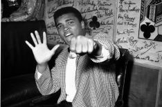 Ken Burns Producing and Directing a Muhammad Ali Documentary