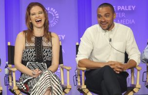 Greys Anatomy - Sarah Drew, Jesse Williams