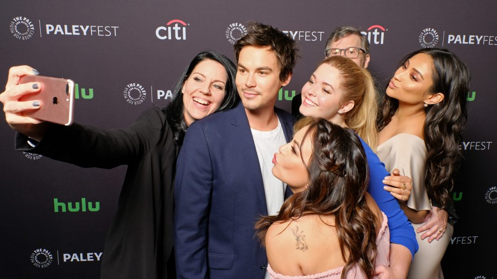 Pretty Little Liars - Cast