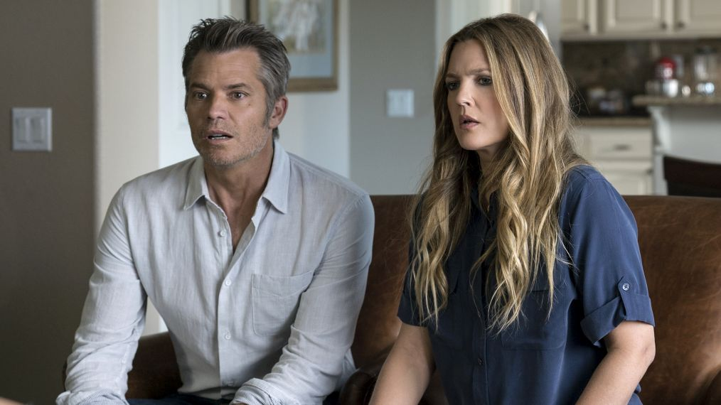Santa Clarita Diet - Drew Barrymore and Timothy Olyphant