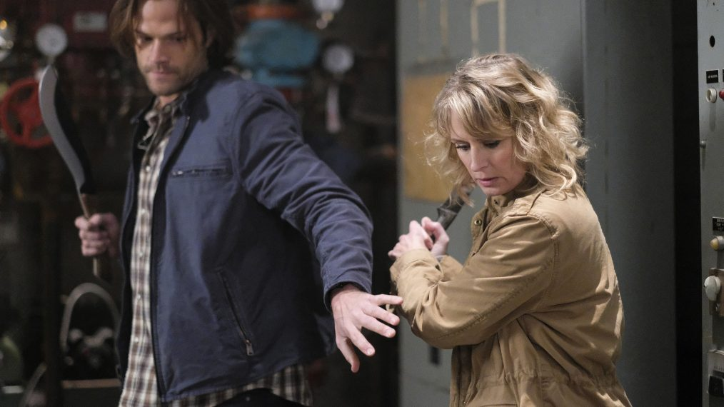 'Supernatural': Samantha Smith on Mary Winchester Hunting Vamps with the Men of Letters