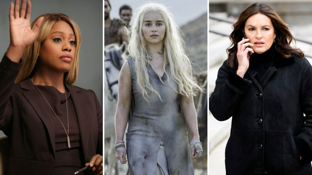 TV Insider's Favorite Women on TV