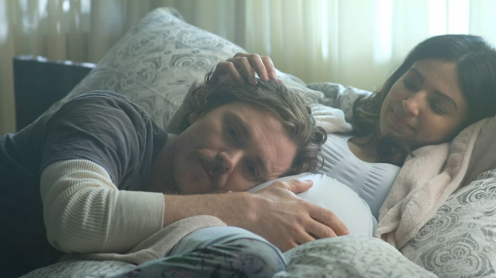 Lethal Weapon - Clayne Crawford and Floriana Lima