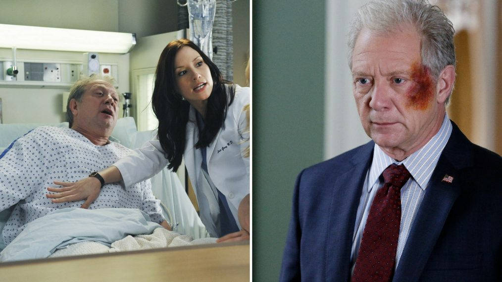 Jeff Perry - Scandal