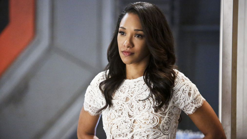 Who Can Save Iris on 'The Flash'? Candice Patton Has the BEST Answer
