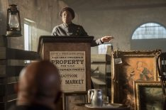 What's On: Aisha Hinds Gives a Towering Performance as Harriet Tubman on 'Underground,' 'Hollywood Darlings' and 'Return of the Mac' Premiere