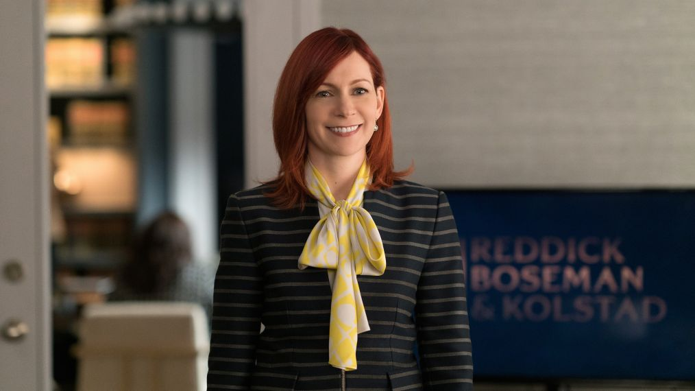 Carrie Preston - The Good Fight