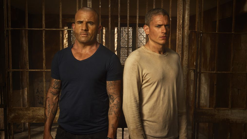 Brothers in Arms: Dominic Purcell and Wentworth Miller on Their Return to 'Prison Break'