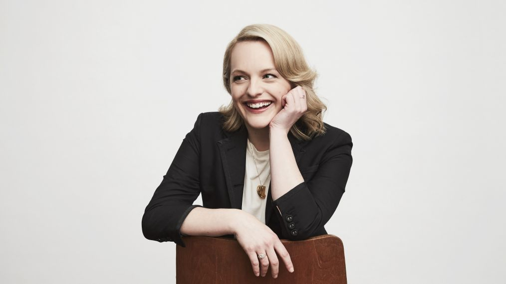 Elisabeth Moss Is Wearing Her Politics on the Red Carpet