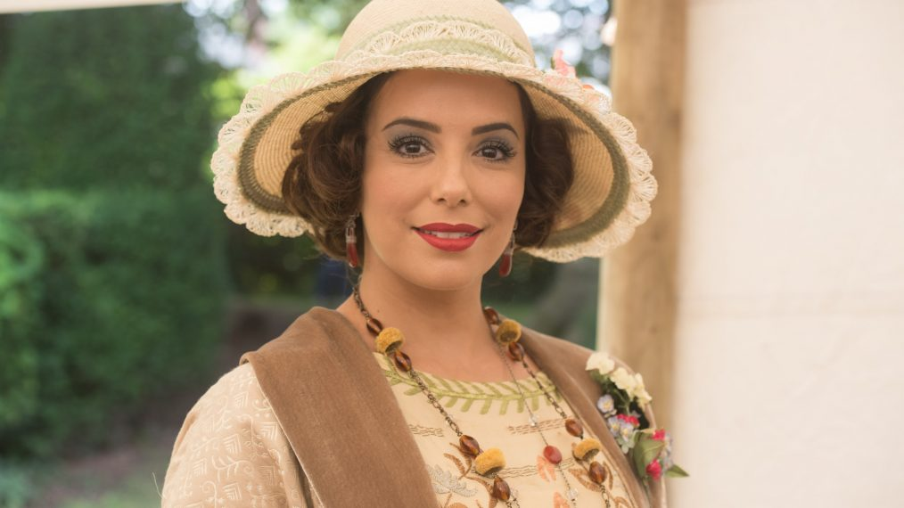 Eva Longoria Goes Retro for Acorn's Romp 'Decline and Fall'