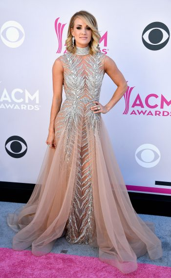 52nd Academy Of Country Music Awards - Carrie Underwood