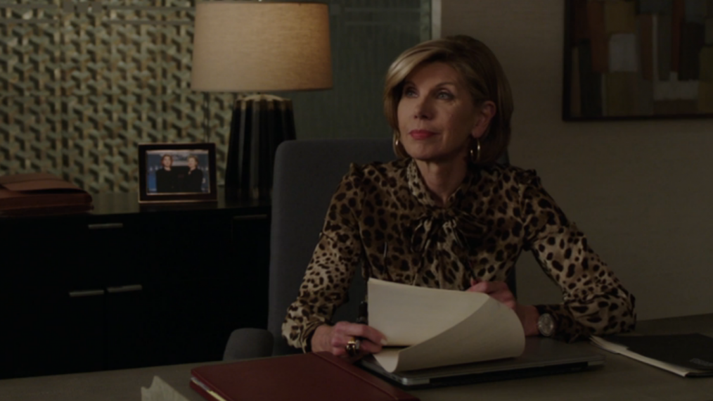 Every Pussy Bow on 'The Good Fight' So Far