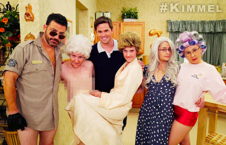 Jimmy Kimmel Live - The Golden Girls