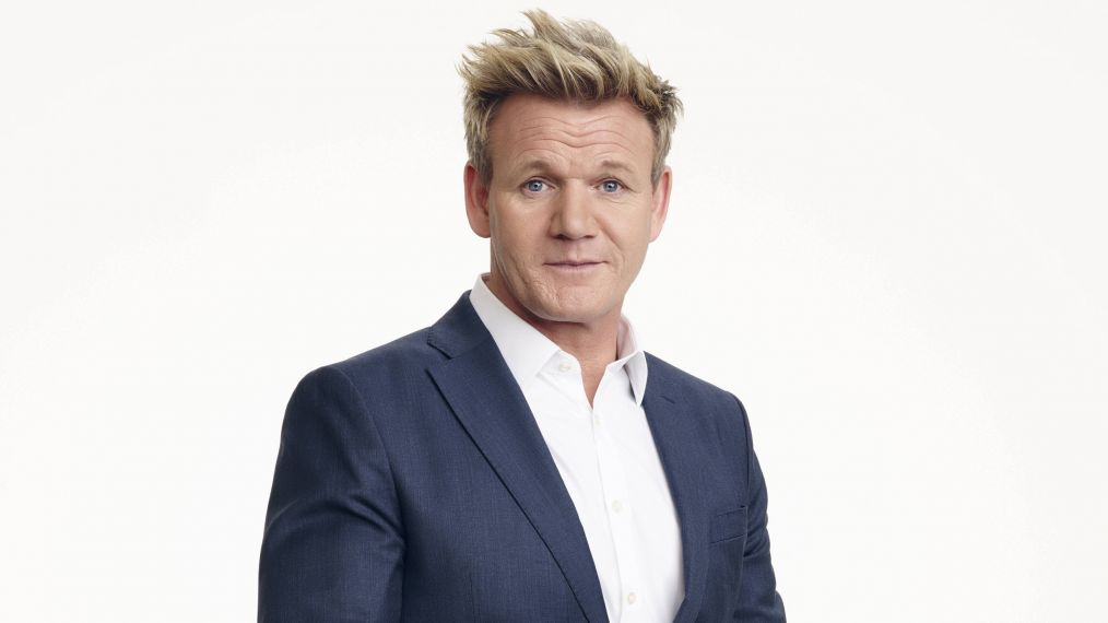 Will Gordon Ramsay Behave Himself on New Live Series 'The F Word'? (VIDEO)