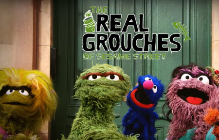 The Real Grouches of Sesame Street