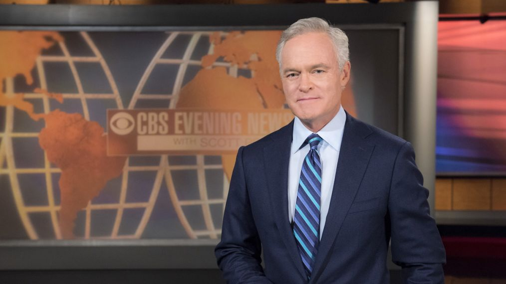 CBS News Anchor Scott Pelley Fired