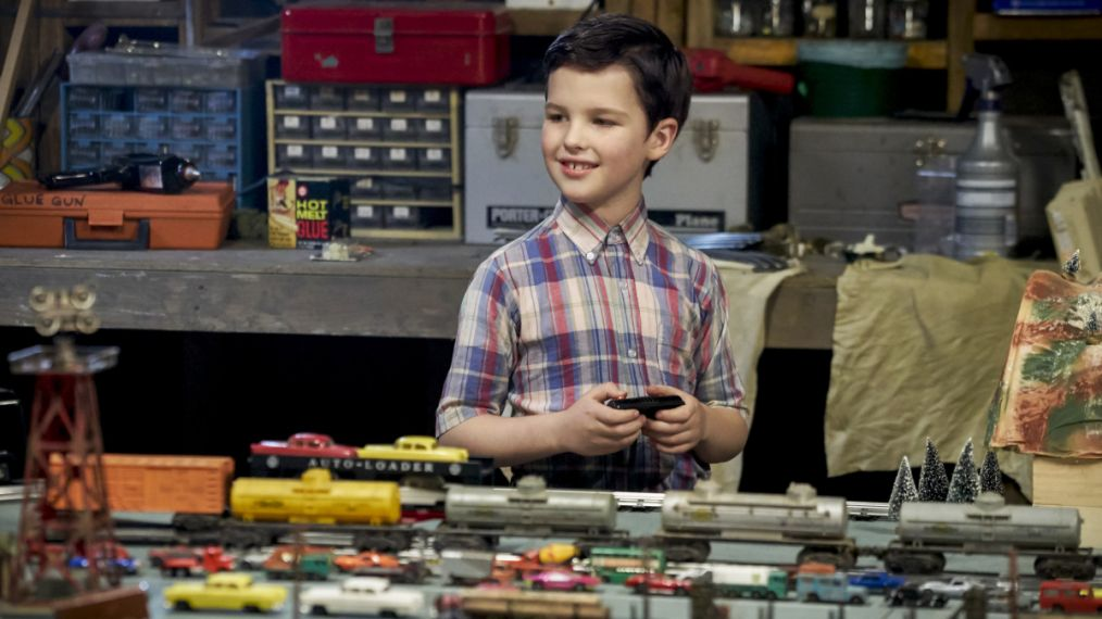 CBS Orders Full Season of 'Young Sheldon'