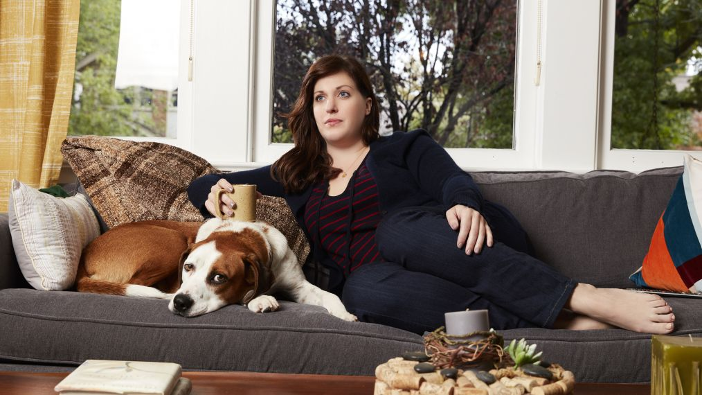 Downward Dog - ALLISON TOLMAN, highlights