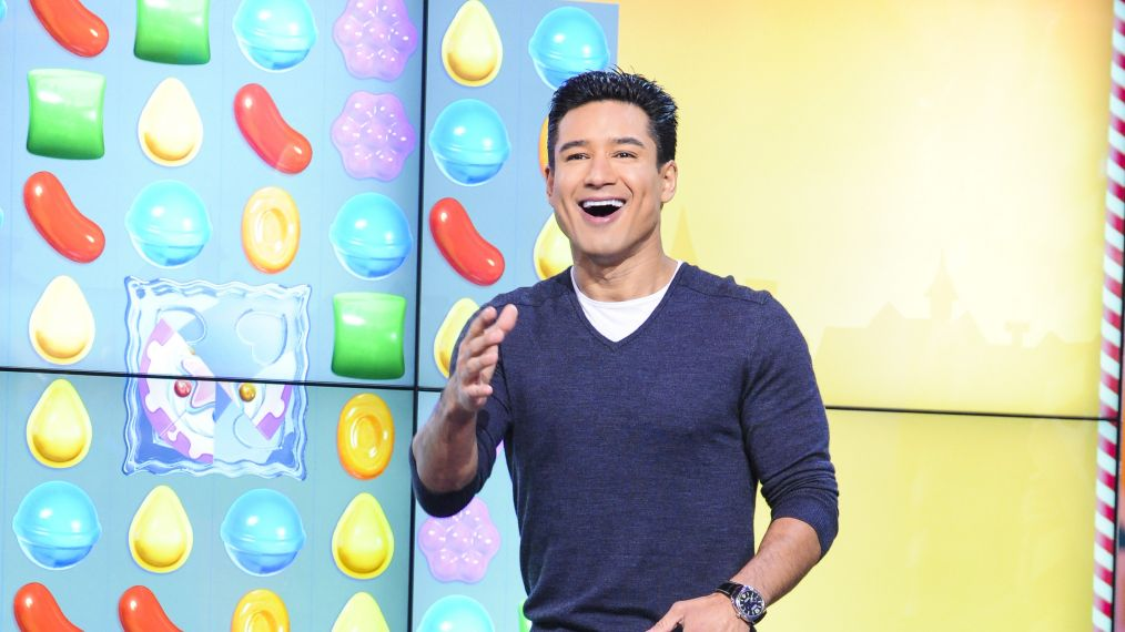 Candy Crush - Mario Lopez, Summer Preview