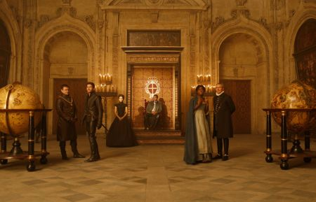 STILL STAR-CROSSED -GRANT BOWLER, WADE BRIGGS, MEDALION RAHIMI, STERLING SULIEMAN, LASHANA LYNCH, ANTHONY STEWART HEAD