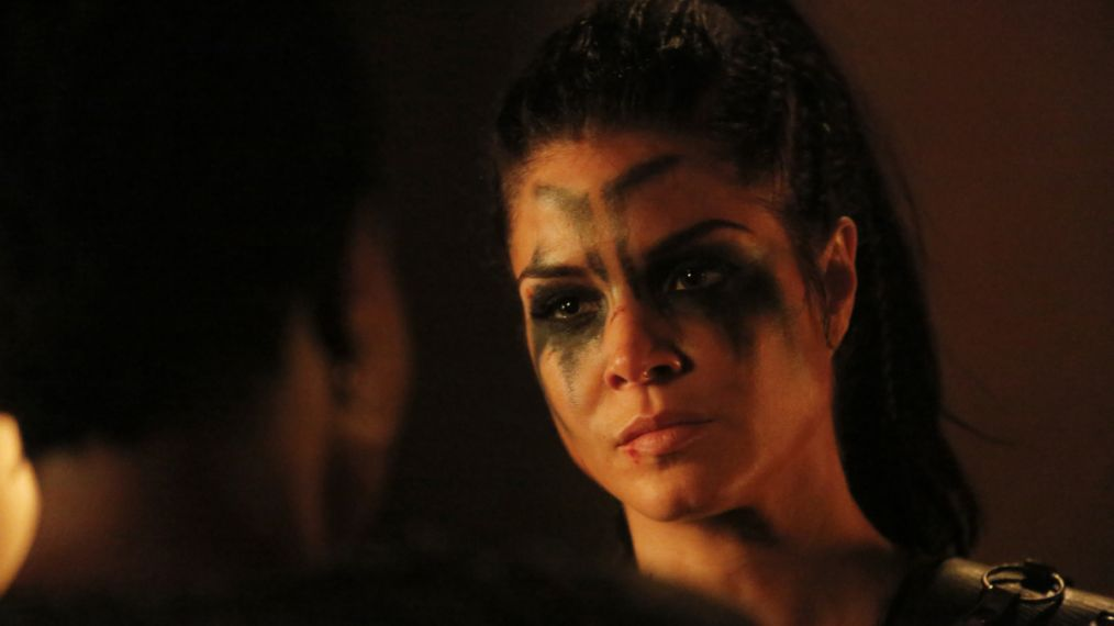 'The 100': Marie Avgeropoulos on the Fallout From Octavia's Tragic Choice