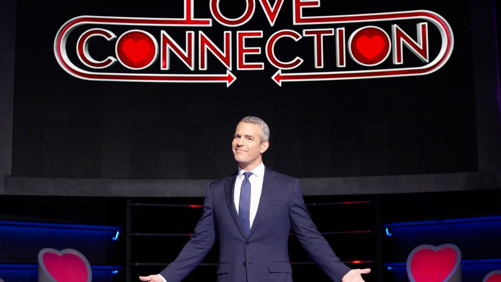 Andy Cohen of 'Love Connection' Reveals the Celeb He Wanted to Help Find Love