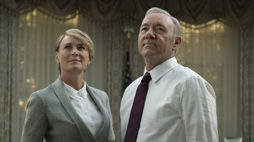 'House of Cards' Showrunners on Their First Season of the Trump Era