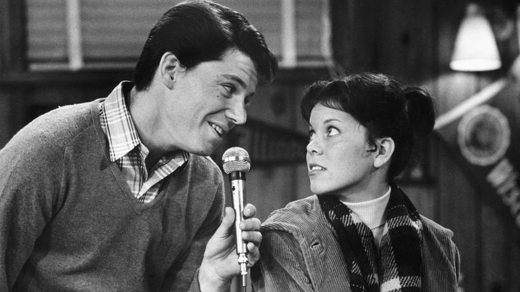 HAPPY DAYS - Anson Williams, Erin Moran
