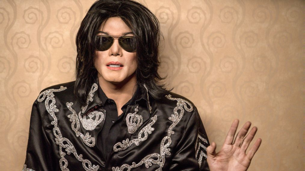 Top Michael Jackson Impersonator Navi on Playing the King of Pop in Lifetime Biopic