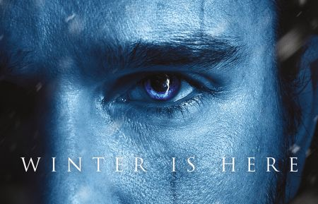 Game of Thrones Season 7 Character Poster Jon Snow