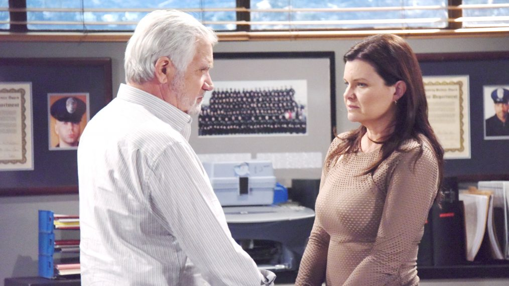 'The Bold and the Beautiful': Emmy Winner Heather Tom on Katie's Mad Meltdown