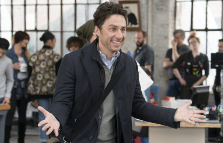 Alex, INC - ZACH BRAFF