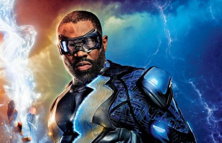 Black Lightning Jefferson Pierce (Cress Williams)- Comicon 2017 SIP