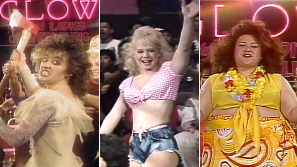The Real 'GLOW': 10 of the Most Gorgeous Ladies of Wrestling From the Original Series (PHOTOS)