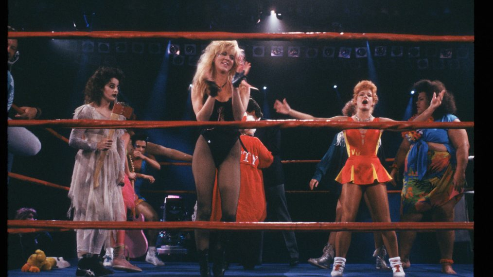 The Real 'GLOW': 10 of the Most Gorgeous Ladies of Wrestling