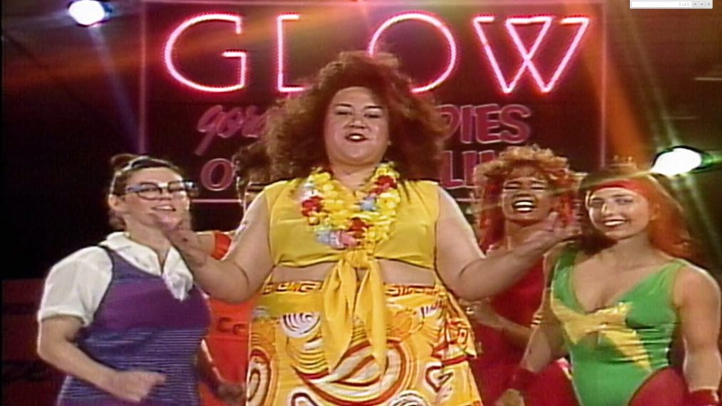 The Real 'GLOW': 10 of the Most Gorgeous Ladies of Wrestling From ...