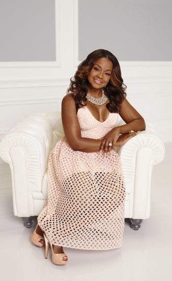 THE REAL HOUSEWIVES OF ATLANTA - Phaedra Parks Nida