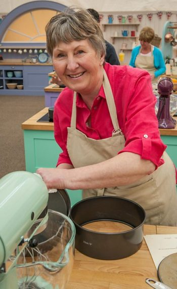 Val, The Great British Baking Show, Season 4, PBS