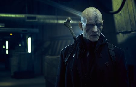 THE STRAIN - Rupert Penry-Jones