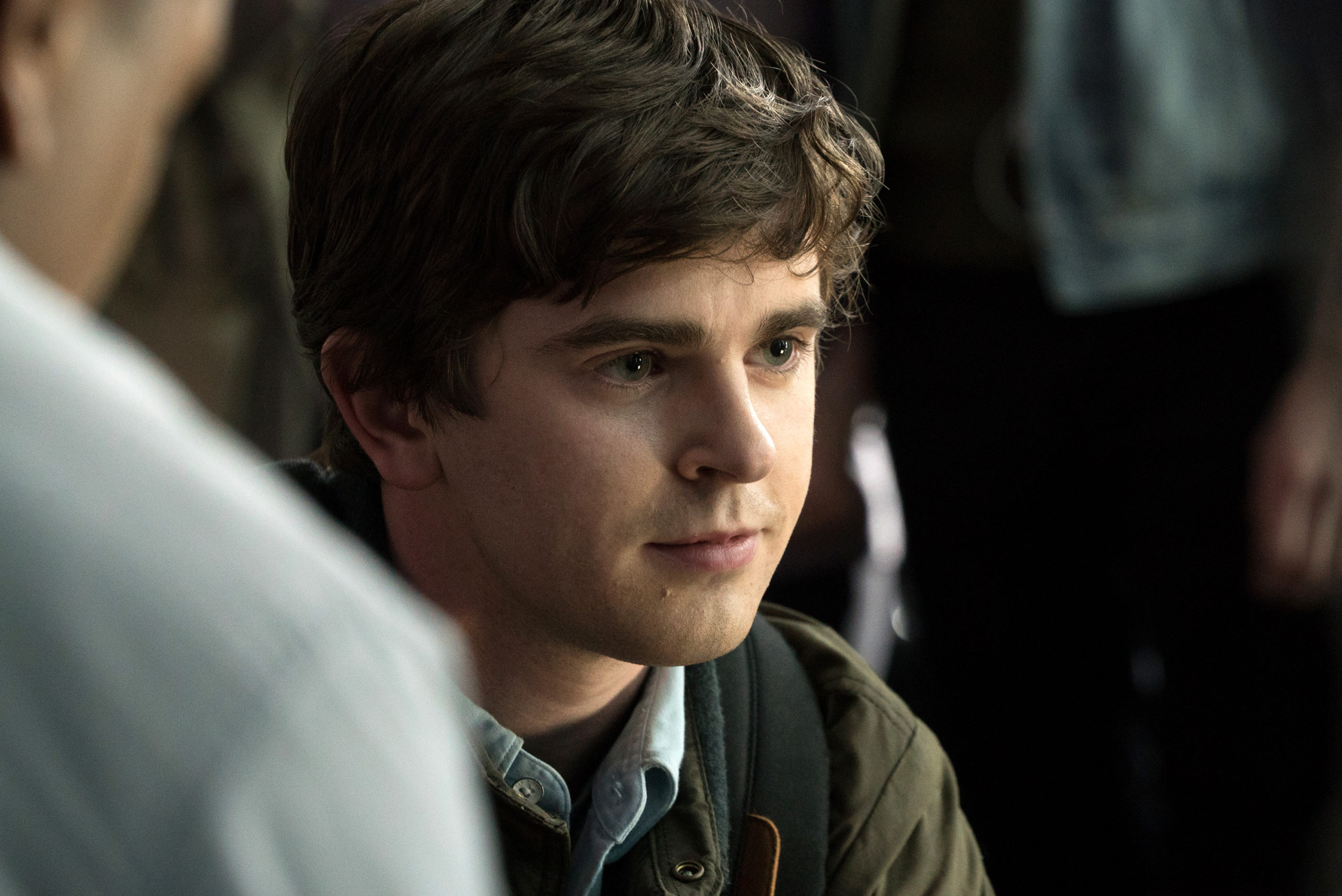 The Good Doctor - FREDDIE HIGHMORE