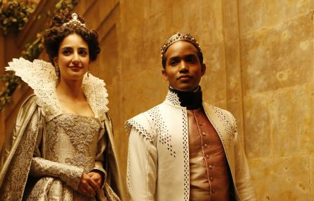 Still Star- Crossed, MEDALION RAHIMI, STERLING SULIEMAN