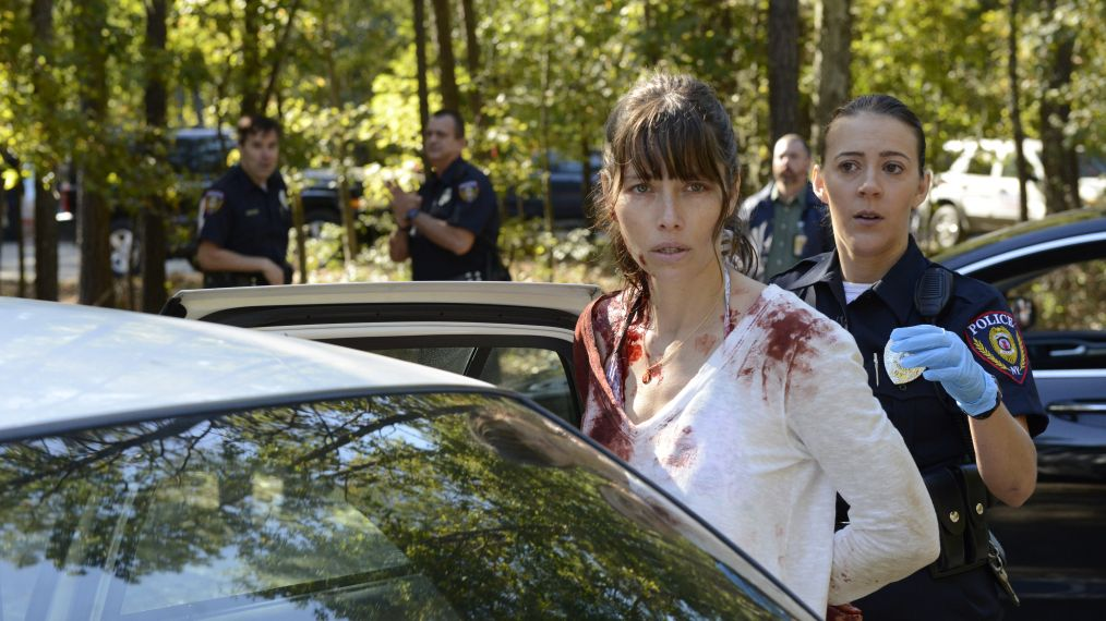 Jessica Biel Dances With the Devil in Her New USA Drama 'The Sinner'