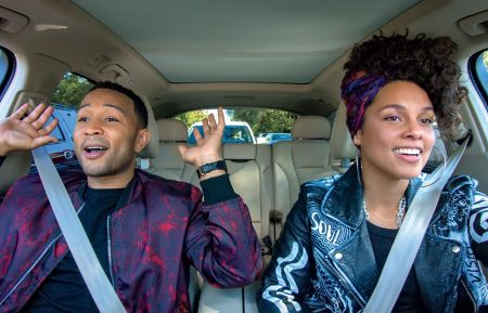 Carpool Karaoke - John Legend, Alicia Keys