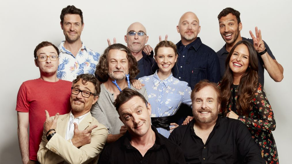 The Tick Cast