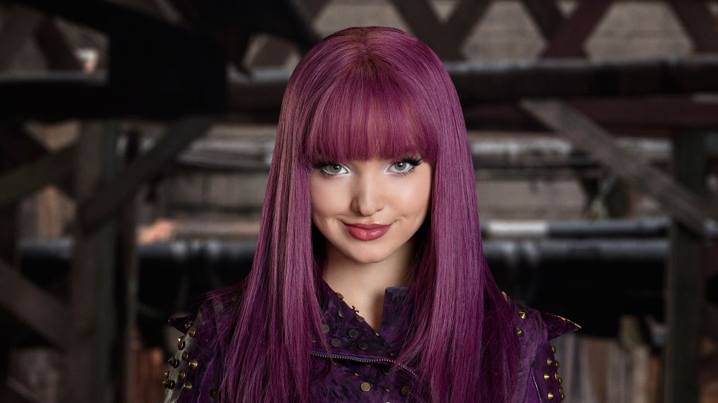 'Descendants 2' Star Dove Cameron Answers 5 Questions and Shares Her Celeb Crush
