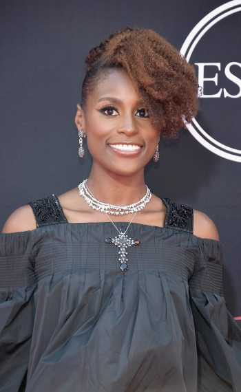Actor Issa Rae