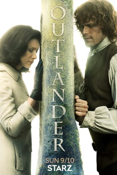 Outlander - Season 3 key art - Caitriona Balfe, Sam Heughan